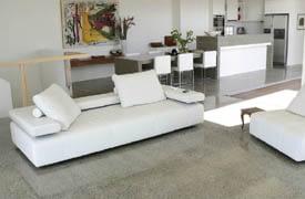 readymix betonpadló