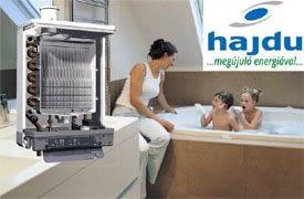 HAJDU HGK, HGK Smart kondenzációs gázkazánok C63-as tanúsítással