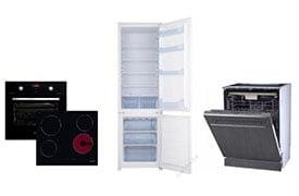 Beépíthető konyhai készülékek