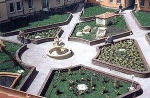 DIADEM-750 Intenzív tetőkert