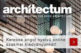 ARCHITECTUM – 2019-ben is elérhető a Wienerberger konszern ingyenes folyóirata