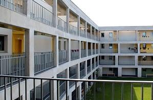 100 lakásos passzívház Budapesten