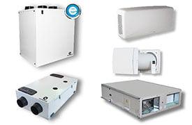 Háztartási és ipari hővisszanyerős rendszerek