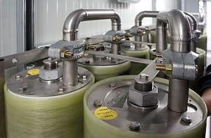 PURE-RO/LTC csurgalékvíz-tisztító