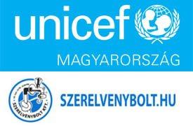 Unicef Szerelvénybolt Kft.