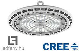 Stellar az Új generációs nagy fényerejű CREE LED csarnokvilágító