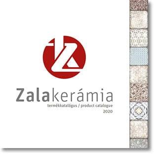 Zalakerámia katalógus 2020