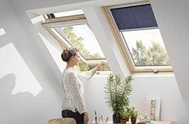 Velux tetőablakok