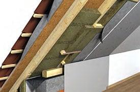 A tetőtér hőszigetelése