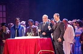Január 24-én tartotta az Austrotherm Kft. 30. születésnapi rendezvényét a Budapesti Operettszínházban