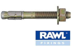 Rawl Fixings
