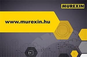 Megújult a Murexin weboldala
