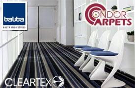 Cleartex Condor és Balta szőnyegek