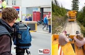 Prangl Youtube csatorna