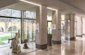 Kalocsai Érseki Kollégium felújítása és bővítése