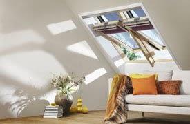 Hasznos tippek az energiahatékonyság javításához, VELUX termékekkel