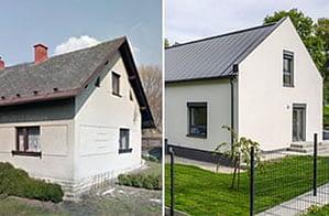 Régi házak felújítása Ytong építési rendszerrel