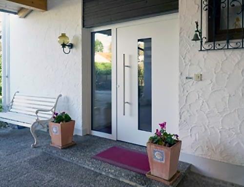 Hörmann bejárati ajtó csere